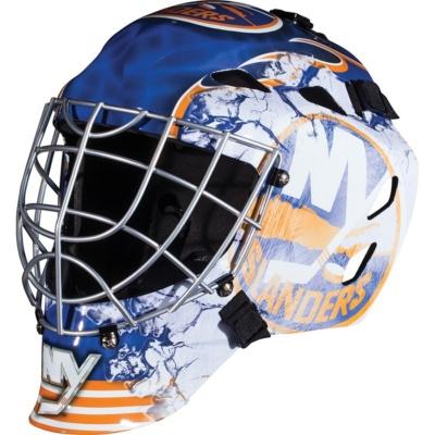 New York Islanders Replica Full-Size Goalie Mask