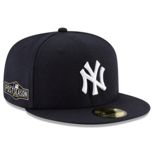 Yankees 2020 Postseason Fitted Hat