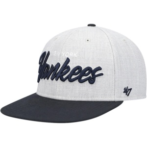 New York Yankees Captain Snapback Hat –