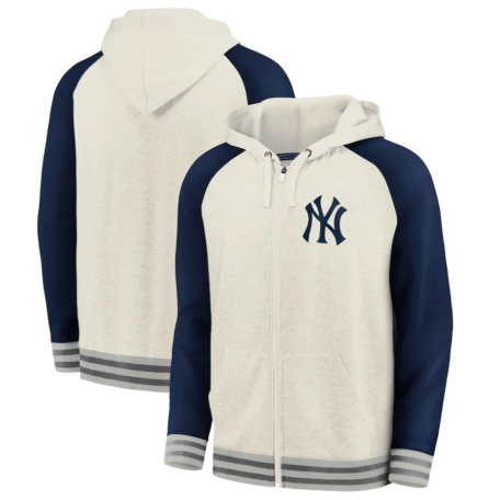 New York Yankees Full-Zip Hoodie
