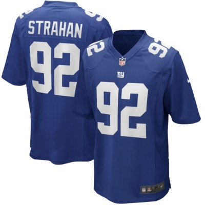 Michael Strahan Nike Game Retired Player Jersey