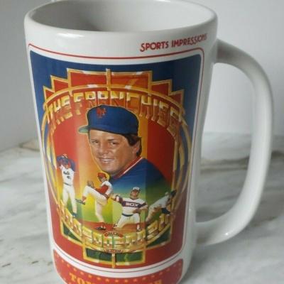 TOM SEAVER The Franchise Ceramic Mug