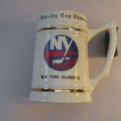 NEW YORK ISLANDERS 1981 STANLY CUP CHAMPIONS STIEN