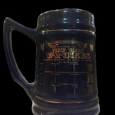 2000 NEW YORK YANKEES WORLD CHAMPIONS 2000 Dark Blue STEIN