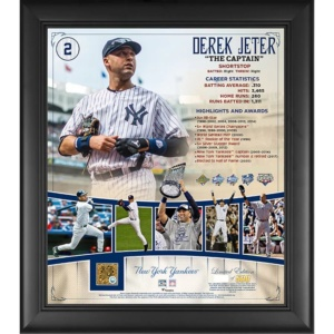 Derek Jeter New York Yankees Collage