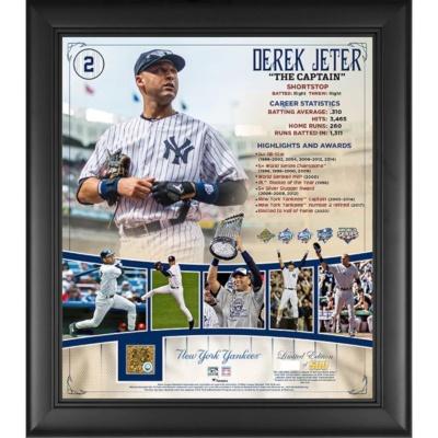 Derek Jeter New York Yankees Collage