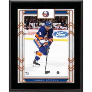 New York Islanders Johnny Boychuk Fanatics Authentic 10.5″ x 13″ Sublimated Player Plaque
