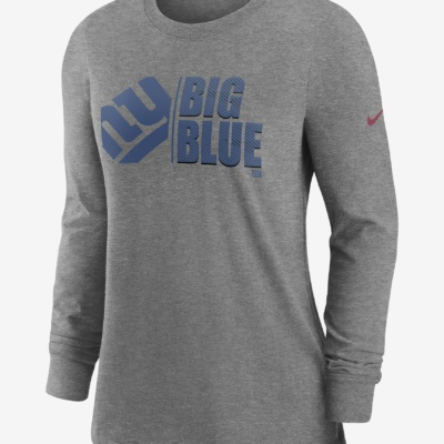 Women's T-Shirt Nike Logo (NY Giants)