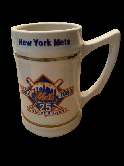 New York Mets World Series Champions 1986 Collectible Stein/Mug