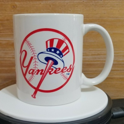 NEW YORK YANKEES Mug Taza Cup 11oz Souvenir Coffee Souvenir Baseball Beisbol