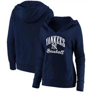WomNew York Yankees Pullover Hoodie