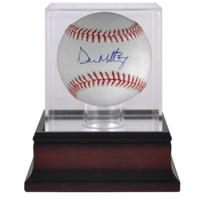 Autographed New York Yankees Don Mattingly Baseball