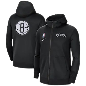 Brooklyn Nets Nike  Full-Zip Hoodie Jacket