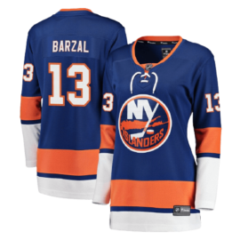 Mathew Barzal New York Islanders Women's Jersey