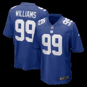 Men's New York Giants Leonard Williams Game Jersey