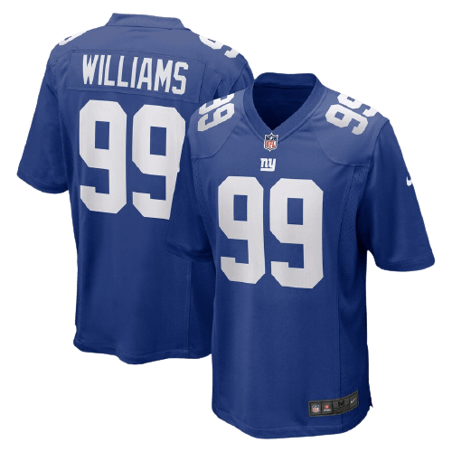 Men's New York Giants Leonard Williams Game Jersey