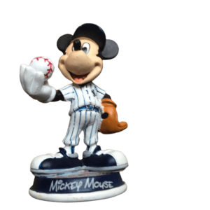 mickey mouse yankee doll