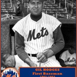 GIL HODGES-NY METS