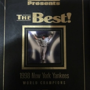 Sports illustrated Presents The Best 1998 New York Yankees World Champions Book