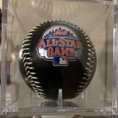 Mets 2013 All Star Game Collectible Ball