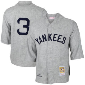 Babe Ruth New York Yankees Authentic Jersey