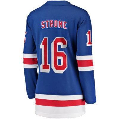 Ryan Strome New York Rangers Breakaway Player Jersey