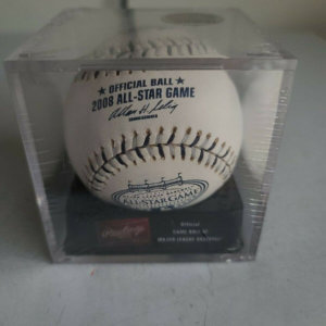 2008 YANKEES ALL-STAR GAME OFFICIAL YANKEE STADIUM BASEBALL