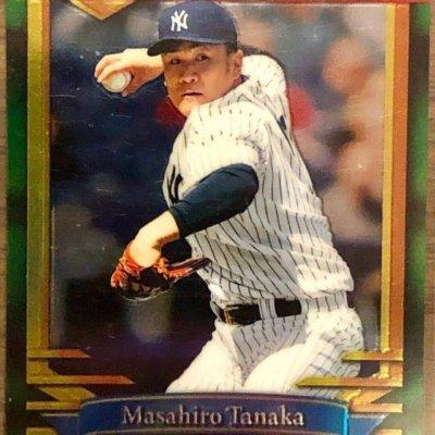 Masahiro Tanaka 2014 Topps Card