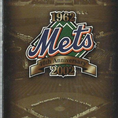 New York Mets 2002 ML Baseball Media Guide