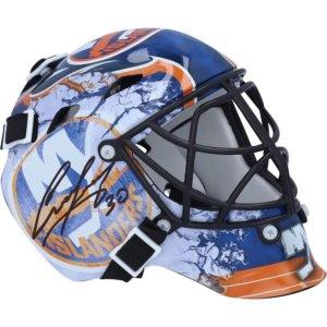 Ilya Sorokin New York Islanders Fanatics Authentic Autographed Mini Goalie Mask