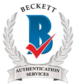 Since 1984, Beckett has been the industry standard for price guides, card grading, and now with the inception of BAS, autograph authentication.