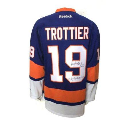 Bryan Trottier Signed Jersey -